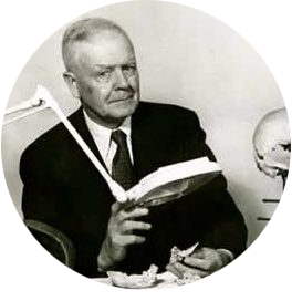 William G. Sutherland D.O. Osteopath