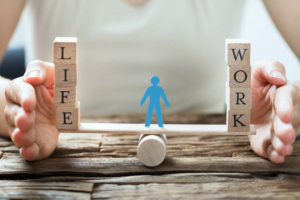 Work-Life-Balance mit ganzheitlicher Osteopathie